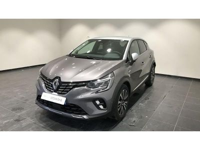 Leasing Renault Captur 1.6 E-tech Plug-in 160ch Initiale Paris