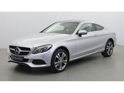Mercedes Classe C Coupe 220 d 170ch Executive 9G-Tronic occasion