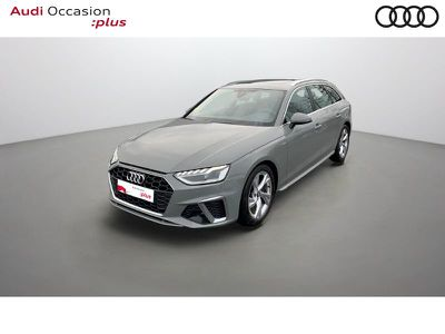 Audi A4 Avant 35 TDI 163ch S line S tronic 7 occasion