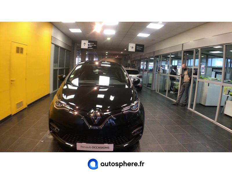 RENAULT ZOE INTENS CHARGE NORMALE R110 - 20 - Photo 1