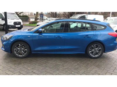 FORD FOCUS SW 1.0 ECOBOOST 125CH ST-LINE BVA - Miniature 3