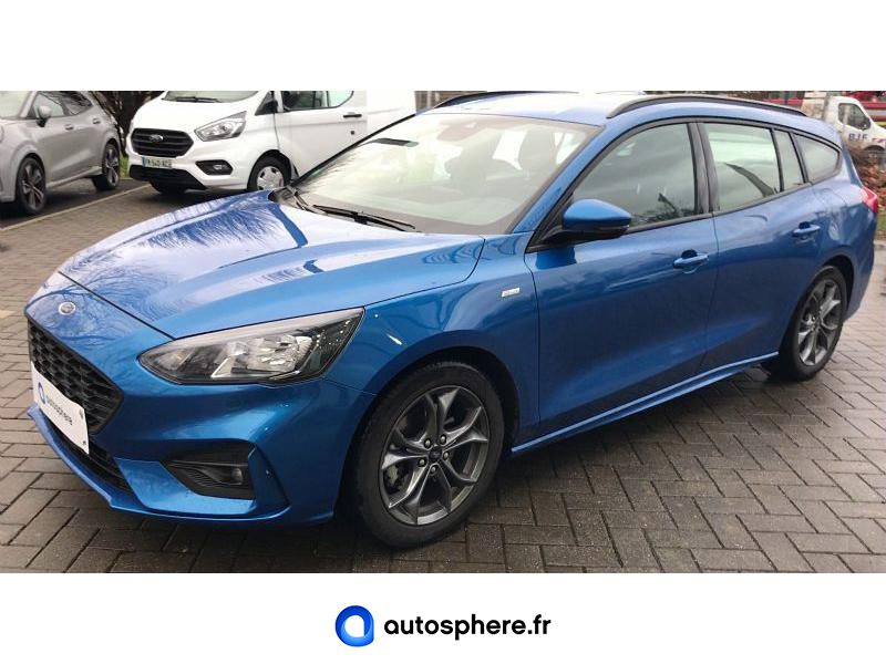 FORD FOCUS SW 1.0 ECOBOOST 125CH ST-LINE BVA - Photo 1