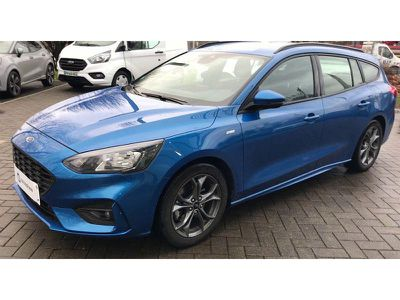 FORD FOCUS SW 1.0 ECOBOOST 125CH ST-LINE BVA - Miniature 1