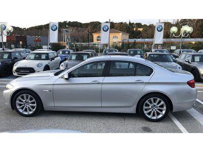 BMW SERIE 5 530DA 258CH LUXURY - Miniature 3