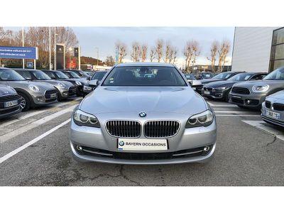 BMW SERIE 5 530DA 258CH LUXURY - Miniature 5