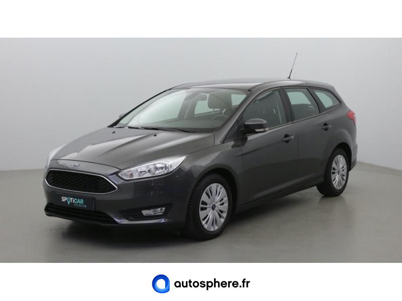 FORD FOCUS SW 1.5 TDCI 120CH STOP&START BUSINESS NAV - Photo 1