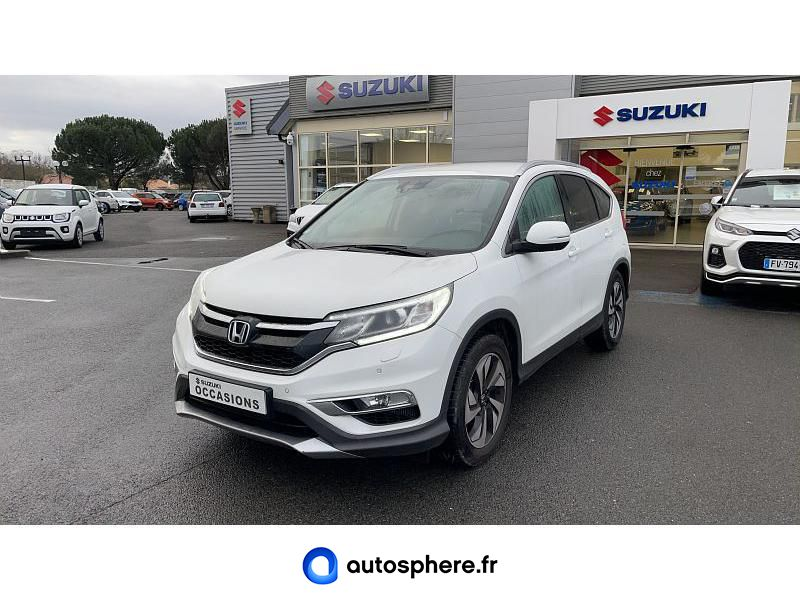HONDA CR-V 1.6 I-DTEC 120CH EXECUTIVE NAVI 2WD - Photo 1