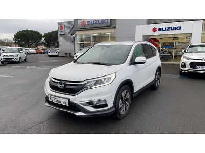 HONDA CR-V 1.6 I-DTEC 120CH EXECUTIVE NAVI 2WD - Miniature 1