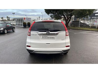 HONDA CR-V 1.6 I-DTEC 120CH EXECUTIVE NAVI 2WD - Miniature 4
