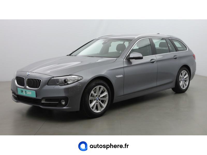 BMW SERIE 5 TOURING 518D 150CH LOUNGE PLUS - Photo 1
