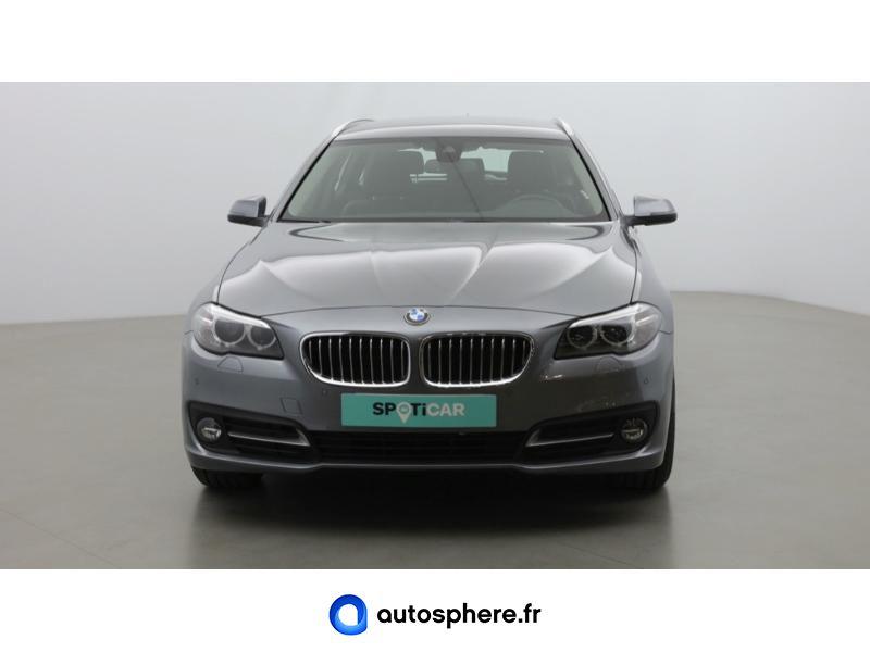 BMW SERIE 5 TOURING 518D 150CH LOUNGE PLUS - Miniature 2