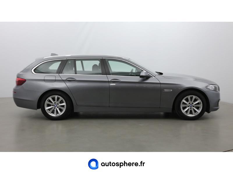 BMW SERIE 5 TOURING 518D 150CH LOUNGE PLUS - Miniature 4