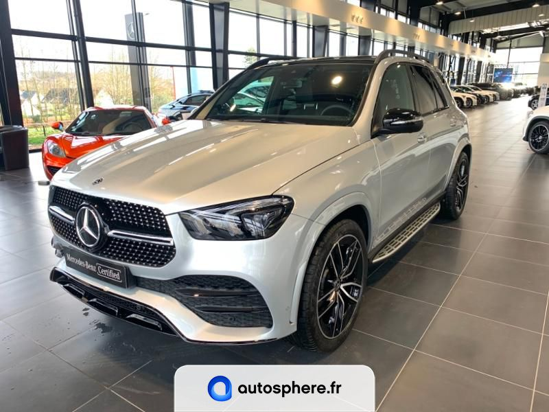 MERCEDES GLE 300 D 245CH AMG LINE 4MATIC 9G-TRONIC - Photo 1