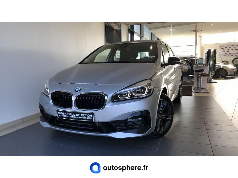 BMW SERIE 2 ACTIVE TOURER 220DA 190CH SPORT - Miniature 1