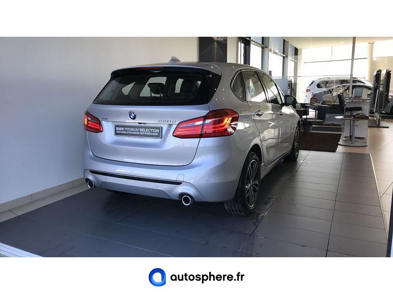 BMW SERIE 2 ACTIVE TOURER 220DA 190CH SPORT - Miniature 2
