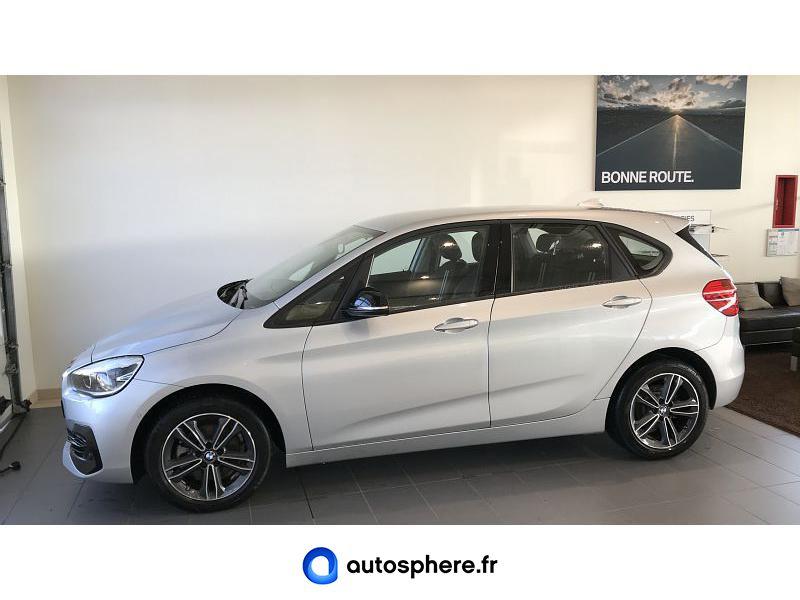 BMW SERIE 2 ACTIVE TOURER 220DA 190CH SPORT - Miniature 3