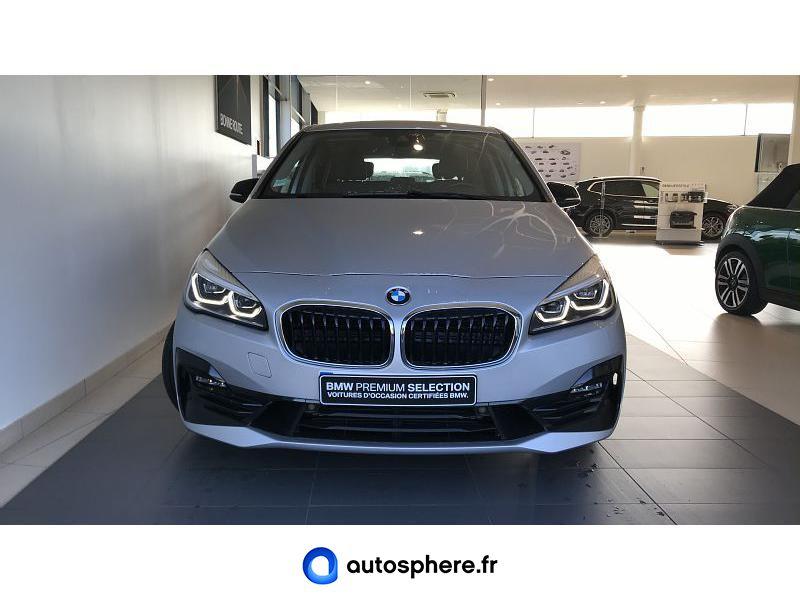 BMW SERIE 2 ACTIVE TOURER 220DA 190CH SPORT - Miniature 5