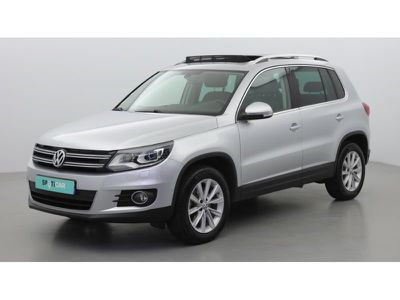 Leasing Volkswagen Tiguan 2.0 Tdi 140ch Bluemotion Technology Fap Sportline 4motion Dsg7