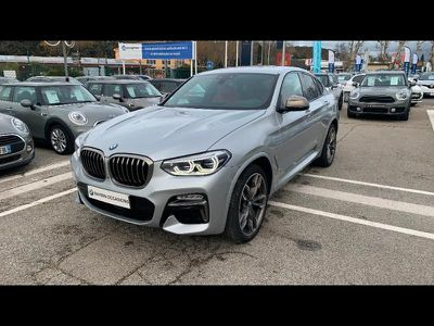 Bmw X4 M40iA 354ch Euro6d-T occasion