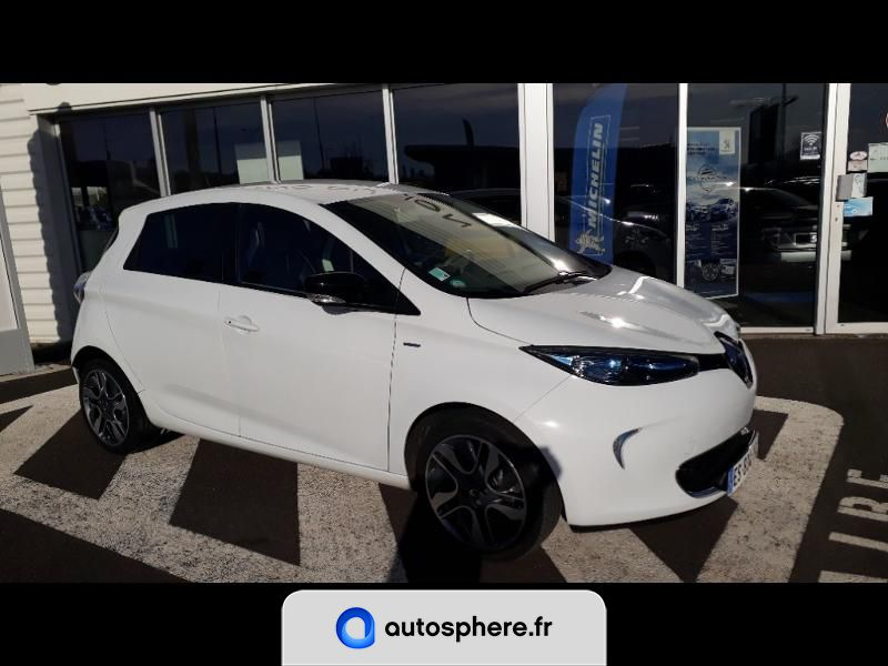 RENAULT ZOE EDITION ONE CHARGE RAPIDE  Q90 - Photo 1