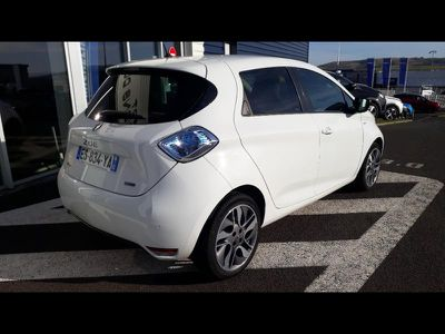 RENAULT ZOE EDITION ONE CHARGE RAPIDE  Q90 - Miniature 2