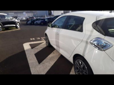 RENAULT ZOE EDITION ONE CHARGE RAPIDE  Q90 - Miniature 4