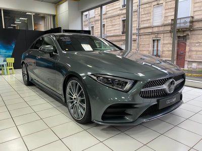 Mercedes Classe Cls 300 d 245ch AMG Line+ 9G-Tronic Euro6d-T occasion