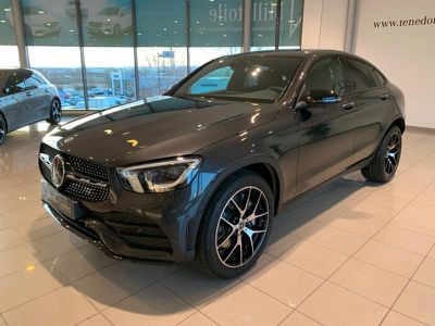 Mercedes Glc Coupe 220 d 194ch AMG Line 4Matic Launch Edition 9G-Tronic occasion