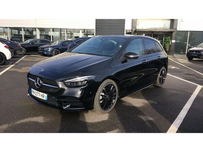 Leasing Mercedes Classe B 180d 116ch Amg Line Edition 7g-dct