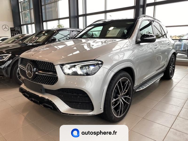 MERCEDES GLE 400 D 330CH AMG LINE 4MATIC 9G-TRONIC - Photo 1