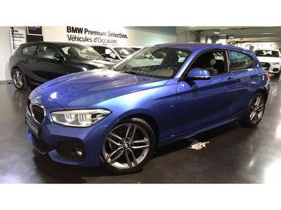BMW SERIE 1 116I 109CH M SPORT 3P - Miniature 1