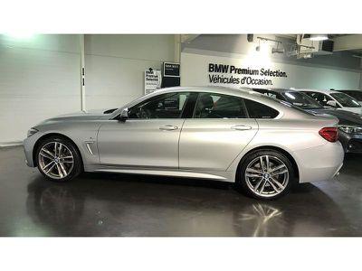 BMW SERIE 4 GRAN COUPE 430DA XDRIVE 258CH M SPORT - Miniature 3