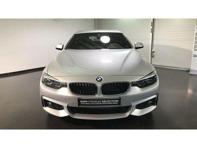 BMW SERIE 4 GRAN COUPE 430DA XDRIVE 258CH M SPORT - Miniature 5