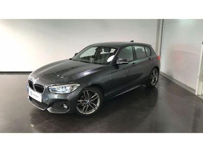 BMW SERIE 1 118DA 150CH M SPORT 5P - Miniature 1