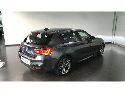 BMW SERIE 1 118DA 150CH M SPORT 5P - Miniature 2