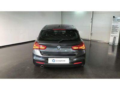 BMW SERIE 1 118DA 150CH M SPORT 5P - Miniature 4