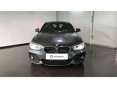 BMW SERIE 1 118DA 150CH M SPORT 5P - Miniature 5