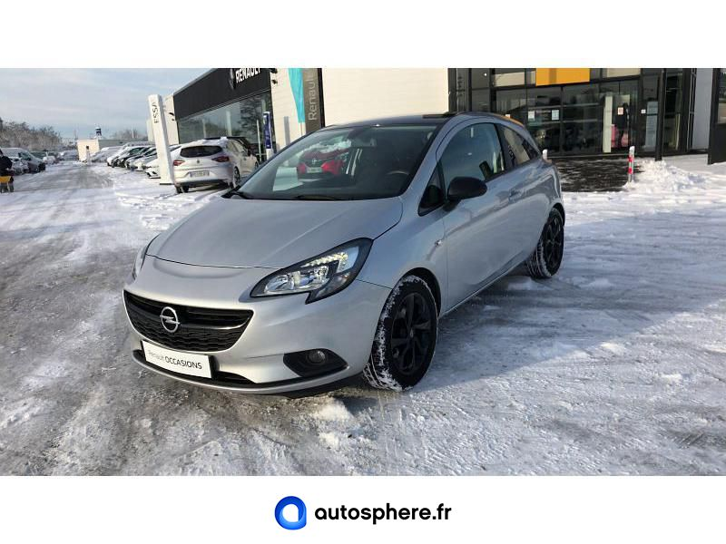 OPEL CORSA 1.4 TURBO 100CH COLOR EDITION START/STOP 5P - Photo 1