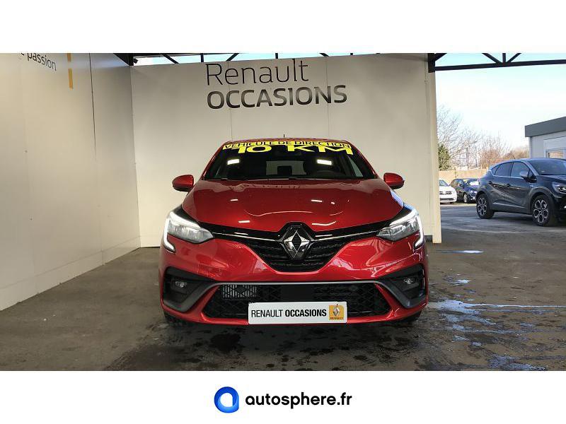 RENAULT CLIO 1.3 TCE 130CH FAP RS LINE EDC - Miniature 5