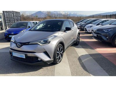 TOYOTA C-HR 122H GRAPHIC 2WD E-CVT - Miniature 2
