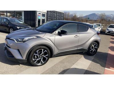 TOYOTA C-HR 122H GRAPHIC 2WD E-CVT - Miniature 4
