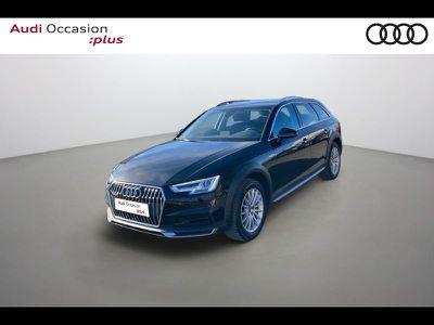 Audi A4 Allroad 2.0 TDI 163ch Design quattro S tronic 7 occasion