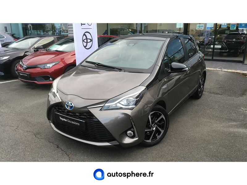 TOYOTA YARIS 100H COLLECTION 5P RC19 - Miniature 1