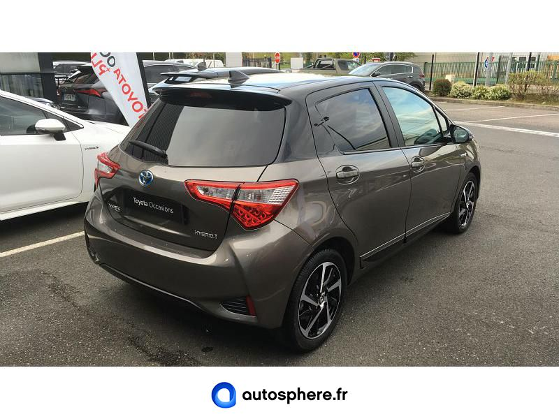TOYOTA YARIS 100H COLLECTION 5P RC19 - Miniature 2