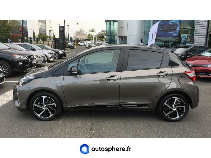 TOYOTA YARIS 100H COLLECTION 5P RC19 - Miniature 3