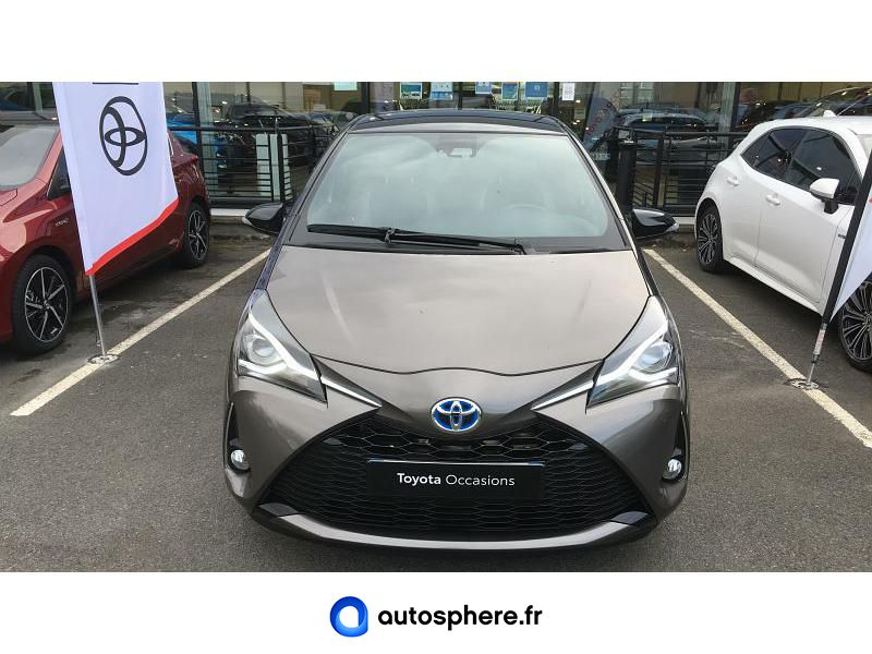 TOYOTA YARIS 100H COLLECTION 5P RC19 - Miniature 5