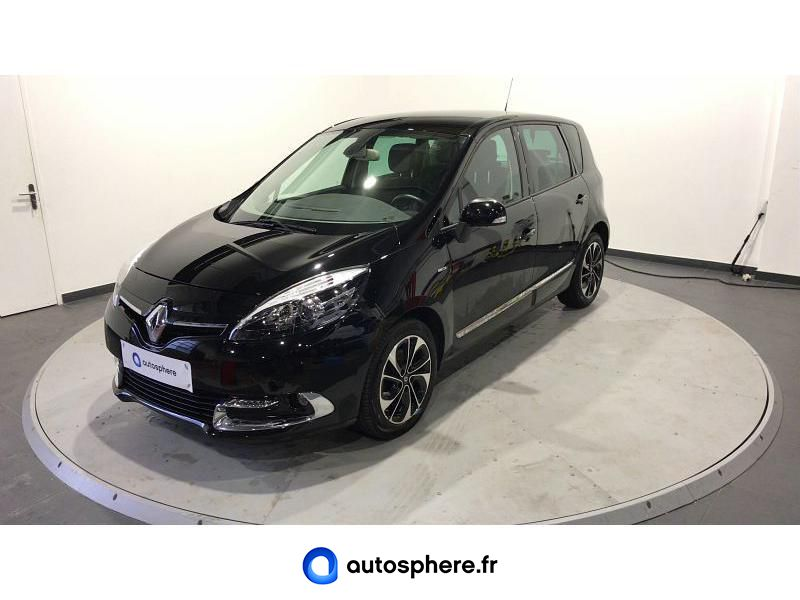 RENAULT SCENIC 1.6 DCI 130CH ENERGY BOSE ECO² 2015 - Photo 1