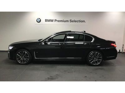 BMW SERIE 7 745EA 394CH M SPORT - Miniature 5