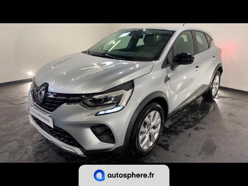 RENAULT CAPTUR 1.5 BLUE DCI 95CH BUSINESS - Photo 1