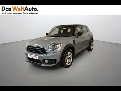 Mini Countryman Cooper D 150ch Chili BVA occasion